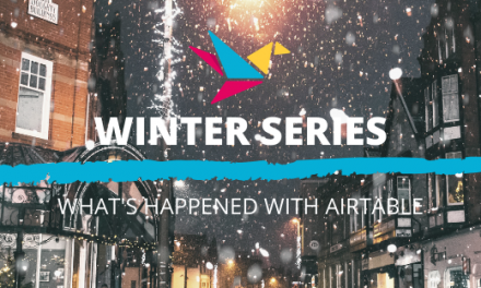 Winter Series – How to Use Airtable to Organize Data