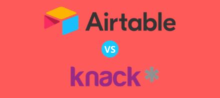 Airtable vs. Knack
