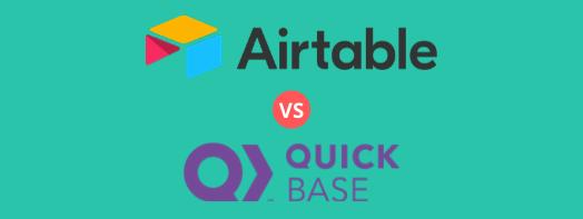 Airtable vs. Quick Base