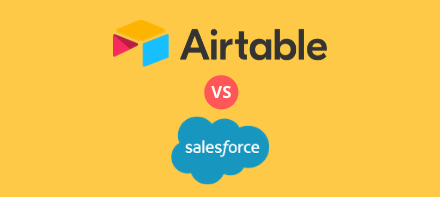 Airtable vs. Salesforce