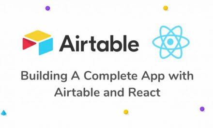 Create a Simple Web App Using Airtable and React